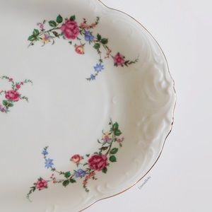 Vintage WAWEL Polish China Serving Platter Plate